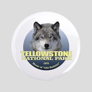 Yellowstone NP Button
