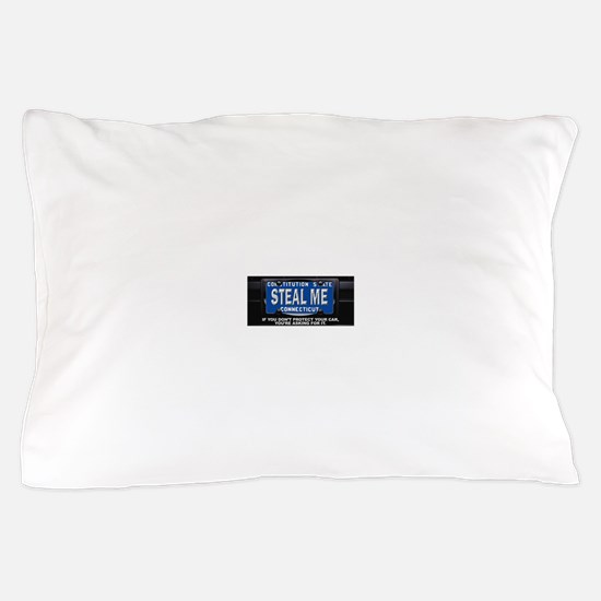 Steal My Conneticut Car Pillow Case