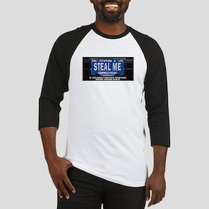 Steal My Conneticut Car Baseball Jersey