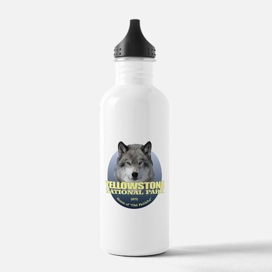 Yellowstone NP Water Bottle