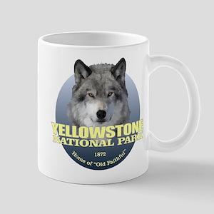 Yellowstone NP Mugs