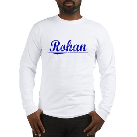 Rohan, Blue, Aged Long Sleeve T-Shirt