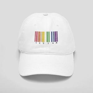 gay pride barcode Cap