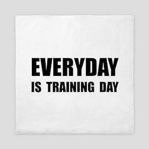 Everyday Training Day Queen Duvet