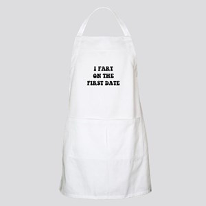 Fart On First Date Apron