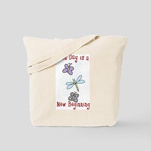 New Beginning Tote Bag