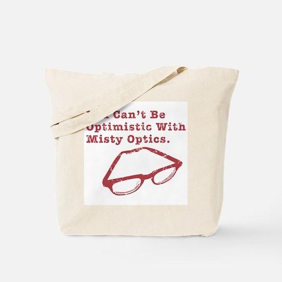 Misty Optics Tote Bag