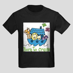 Born To Cruise Kids Dark T-Shirt