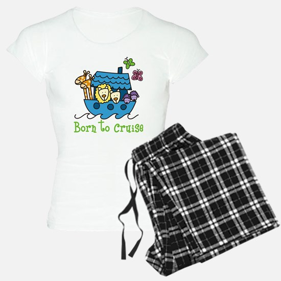 Born To Cruise Pajamas