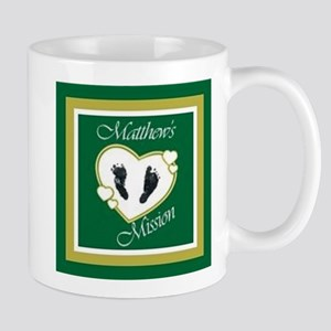 Matthew's Mission Mug