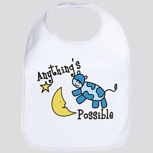 Anythings Possible Bib