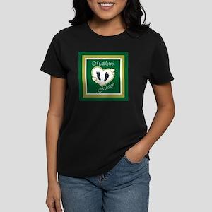 Matthew's Mission Logo Women's Dark T-Shirt
