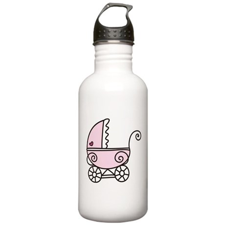 Stroller Stainless Water Bottle 1.0L