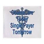 Obama Care To Single Payer Throw Blanket