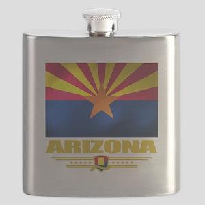Arizona (Flag 10) Flask