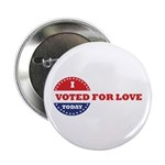"""LOVECAMPAIGN 2.25"""" Button (100 pack)"""