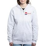 LOVECAMPAIGN Women's Zip Hoodie