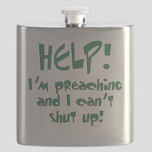 Help! I'm Preaching Flask