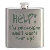 Pastor Flask Bottles