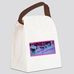 BadasMusher Swag Canvas Lunch Bag
