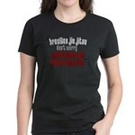 Pass out before you die BJJ Women's Dark T-Shirt