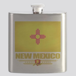 New Mexico (Flag 10) Flask