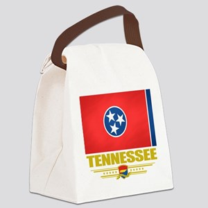 Tennessee (Flag 10) Canvas Lunch Bag