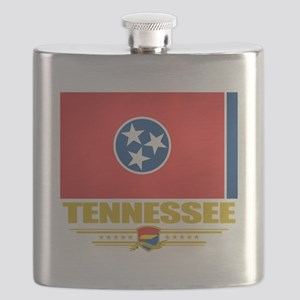Tennessee (Flag 10) Flask