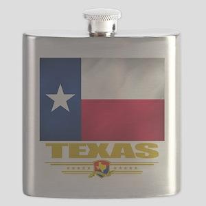 Texas (Flag 10) Flask