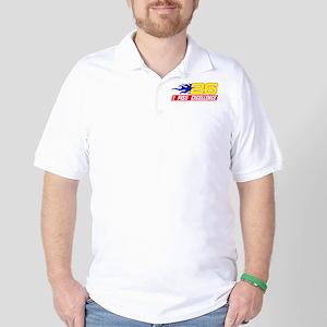 rickybobby_piss2 Golf Shirt