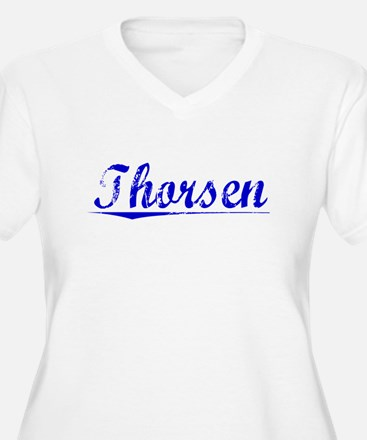 Thorsen, Blue, Aged T-Shirt