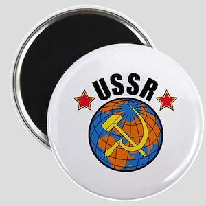 Soviet Union USSR Magnet