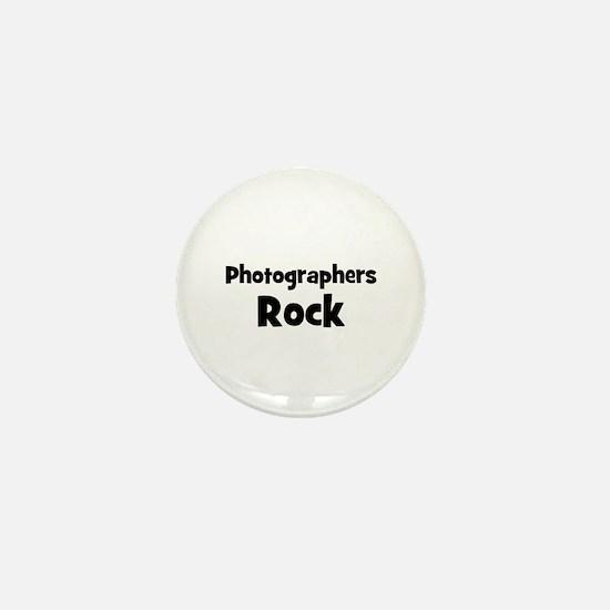 PHOTOGRAPHERS Rock Mini Button