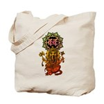 Ganesha bonji 2 Tote Bag