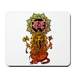 Ganesha bonji 2 Mousepad