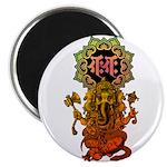 Ganesha bonji 2 Magnet