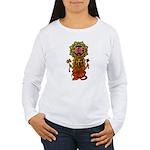 Ganesha bonji 2 Women's Long Sleeve T-Shirt