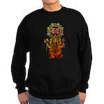 Ganesha bonji 2 Sweatshirt (dark)