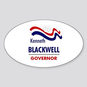 Blackwell 06 Oval Sticker