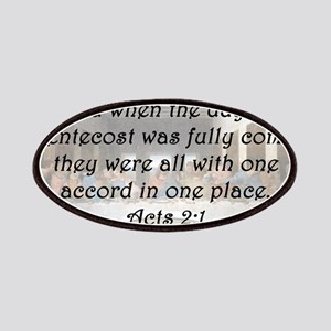 Acts 2:1 Patch