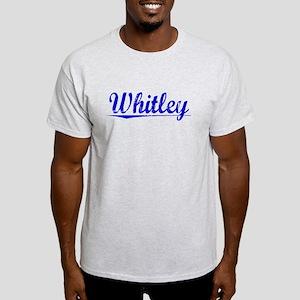 Whitley, Blue, Aged Light T-Shirt