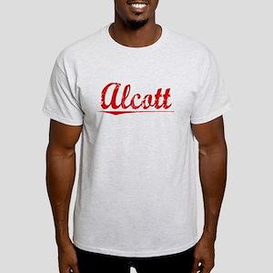 Alcott, Vintage Red Light T-Shirt