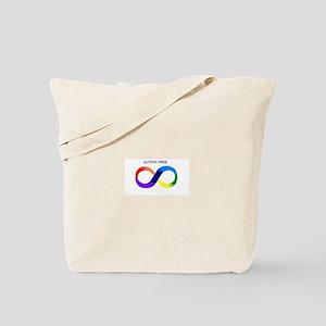 Autistic Pride Tote Bag