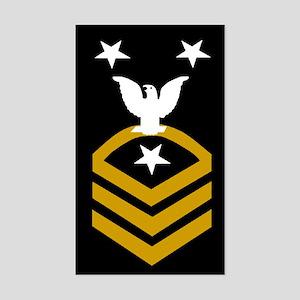 Command Master Chief<BR> Sticker 1