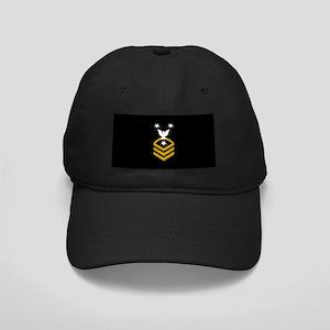 Command Master Chief<BR> Black Cap