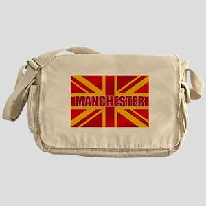 Manchester England Messenger Bag