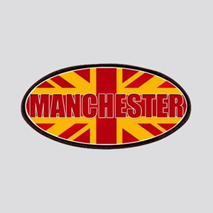 Manchester England Patches