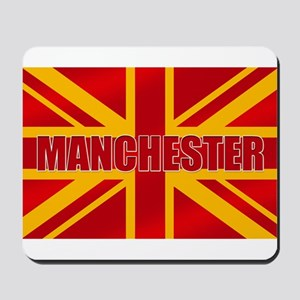 Manchester England Mousepad