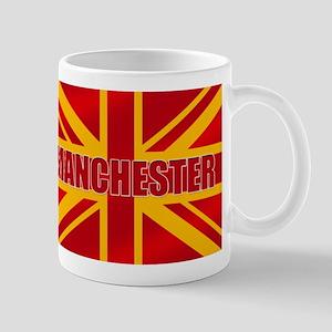Manchester England Mug