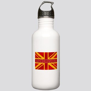 Manchester England Stainless Water Bottle 1.0L